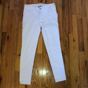 American Eagle Next Level Stretch Jegging (White)
